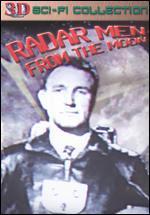 3d Radar Men From Moon (2-D & 3-D Versions Included)