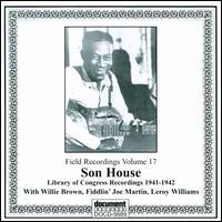 Field Recordings, Vol. 17 - Son House