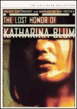 The Lost Honor of Katharina Blum - Margarethe von Trotta; Volker Schl�ndorff