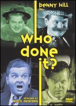 Who Done It? - Basil Dearden