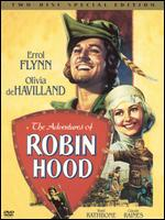 The Adventures of Robin Hood [2 Discs] - Michael Curtiz; William Keighley