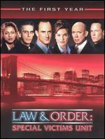 Law & Order Special Victims Unit-the First Year