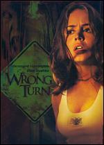 Wrong Turn [Dvd] [2003] [Region 1] [Us Import] [Ntsc]