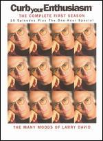 Curb Your Enthusiasm: The Complete First Season [2 Discs]