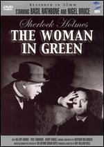Sherlock Holmes-the Woman in Green