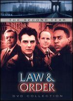 Law & Order: The Second Year [3 Discs]