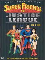 Challenge of the Super Friends to Justice League [3 Discs]