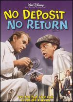 No Deposit, No Return
