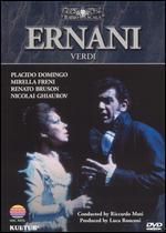 Verdi-Ernani / Domingo, Freni, Bruson, Ghiaurov, Muti, La Scala Opera
