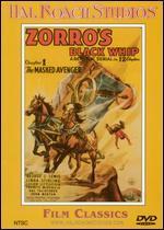Zorro's Black Whip / the Bold Caballero