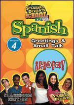 Standard Deviants School: Spanish, Program 4