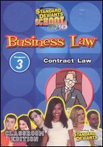 Standard Deviants School: Business Law, Program 3