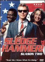 Sledge Hammer!: Season Two [4 Discs] -