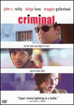 Criminal - Greg Jacobs