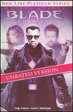Blade: Trinity [Unrated] [2 Discs]