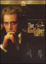 The Godfather, Part III (Widescreen Edition)