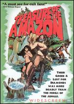 The Treasure of the Amazon - Ren� Cardona, Jr.