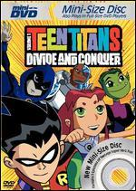 Teen Titans-Divide and Conquer (Mini-Dvd)