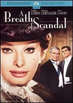 A Breath of Scandal