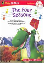 Baby Genius: The Four Seasons [DVD/CD] [With CD Wallet]
