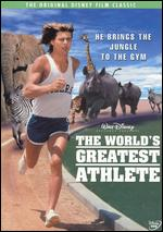 The World's Greatest Athlete - Robert Scheerer