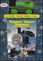 Thomas and Friends: Thomas' Snowy Surprise [Wooden Train Bonus Pack]