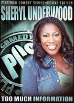Platinum Comedy Series: Sheryl Underwood-Too Much Information [Deluxe Edition] [DVD/CD]