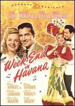 Week-End in Havana