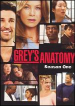 Greys Anatomy: Season 1 (2pc) [Dvd] [2005] [Region 1] [Us Import] [Ntsc]