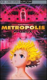 Metropolis [UMD] - Rintaro