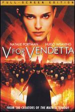 V for Vendetta [P&S] - James McTeigue