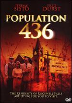 Population 436 - Michelle Maclaren