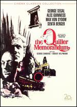 Quiller Memorandum, the