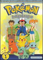 Pokemon: Indigo League - Season 1, Part 1 [3 Discs]