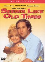 Seems Like Old Times (Neil Simon's) (1980 Comedy Movie on Vhs Tape; )