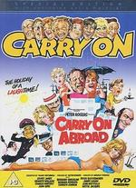 Carry on Abroad [Vhs]