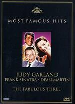 Judy Garland Frank Sinatra Dean Martin the Fabulous Three Dvd Pm
