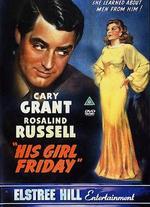 His Girl Friday [1940] [Dvd]