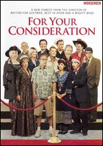 For Your Consideration - Christopher Guest