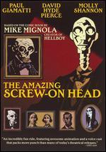 The Amazing Screw-On Head [With Comic Book]