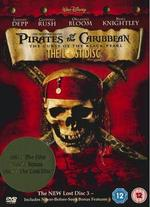 Pirates of the Caribbean-the Curse of the Black Pearl (the Lost Disc Special Edition 3 Disc Gift Set) [Dvd]