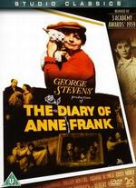 The Diary of Anne Frank [Dvd] (1959)