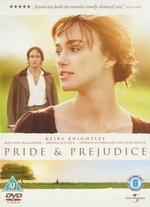 Pride & Prejudice-2005 [Dvd]