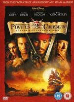 Pirates of the Caribbean-the Curse of the Black Pearl-1 Disc [Dvd]
