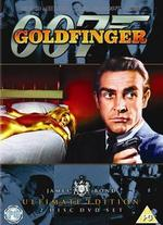 Goldfinger (Ultimate Edition) (Region 2)