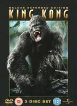 King Kong Deluxe Extended Edition 3 Disc Set [Dvd]