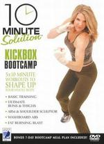 10 Minute Solution: Kickbox Bootcamp - Andrea Ambandos