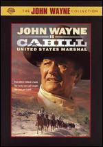 Cahill: US Marshall [Commemorative Packaging]