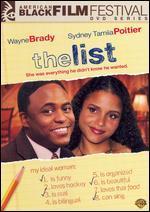 List, the (Dvd) (Ws)