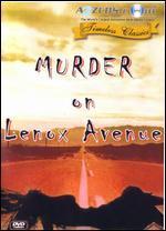 Murder on Lennox Avenue